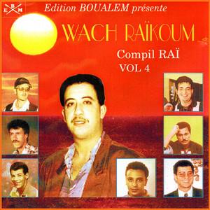Wach Raïkoum Albumcover