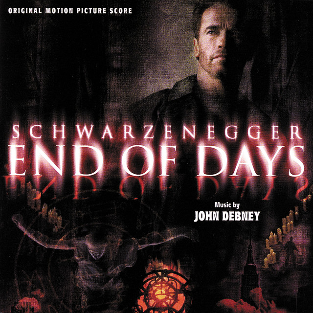 End Of Days (Original Motion Picture Score) Albumcover