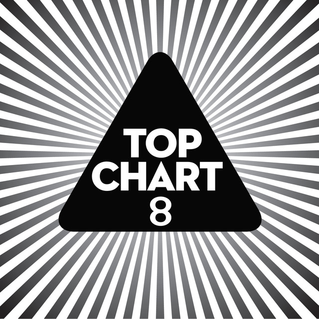 Various Artists Top Chart 8 album cover