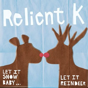 Let It Snow Baby...Let It Reindeer Albumcover