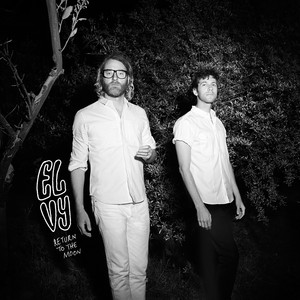 Album cover for Return to the Moon by EL VY