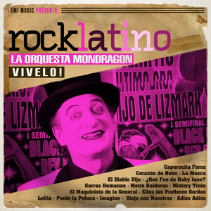 Rock Latino - Vívelo album