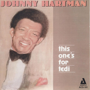 Johnny Hartman That's All cover