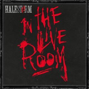 Halestorm in The Live Room Albumcover