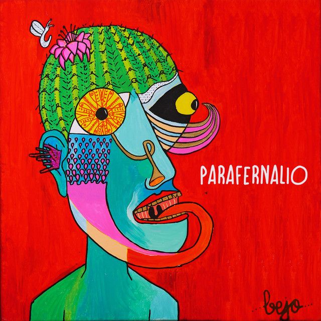 Album cover for Parafernalio by Bejo