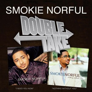 Double Take - Smokie Norful Albumcover