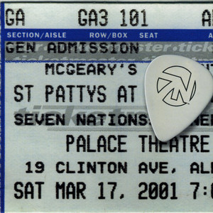 Live At The Palace Theatre album