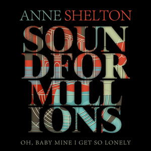 Anne Shelton, Ambrose & His Orchestra St. Louis Blues cover