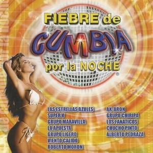 Fiebre de Cumbia por la Noche Albumcover