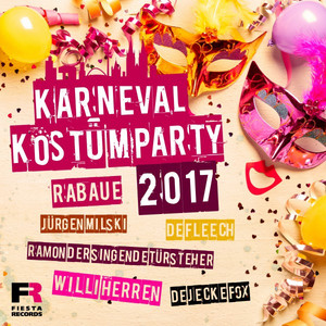Karneval Kostümparty 2017