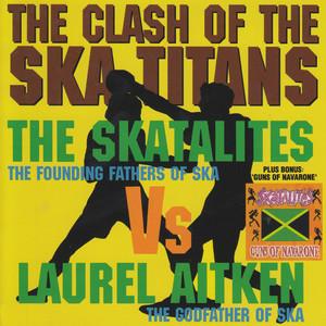 Clash of the Ska Titans/Guns of Navarone album