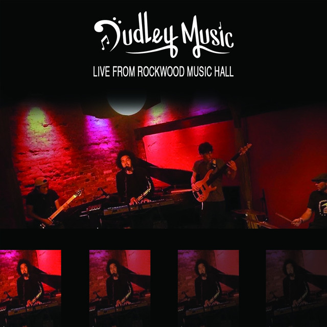Album cover for Live from Rockwood Music Hall by Dudley Music