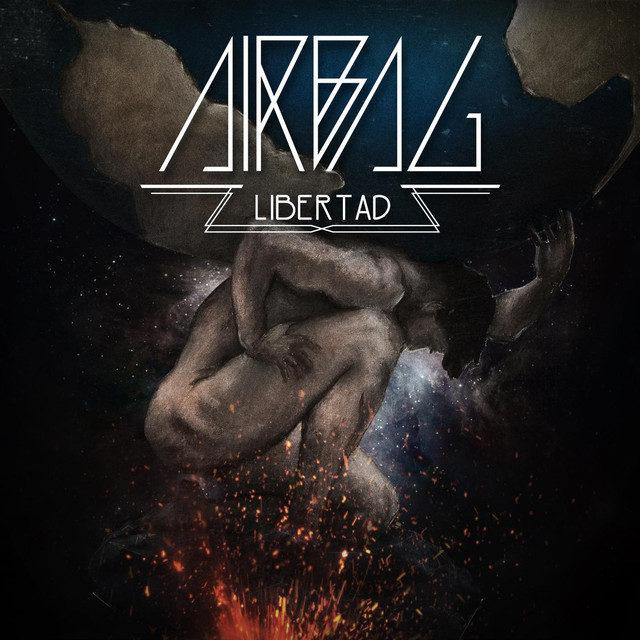 Album cover for Libertad by Airbag