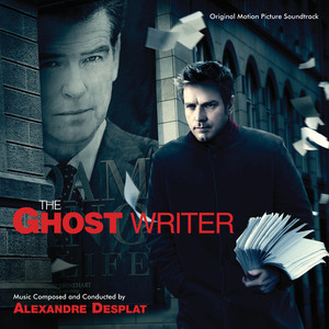 The Ghost Writer (Original Motion Picture Soundtrack) Albumcover