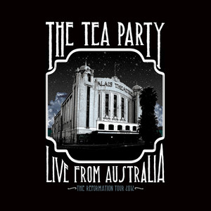 Live From Australia (The Reformation Tour 2012) album