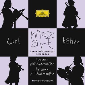 Mozart: Wind Concertos and Serenades Albumcover