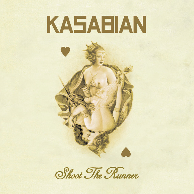 Kasabian Shoot The Runner album cover