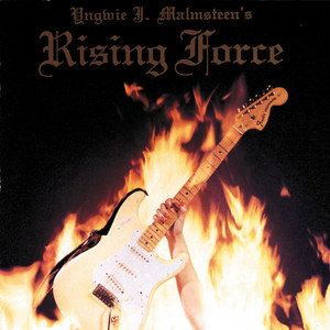 Rising Force Albumcover