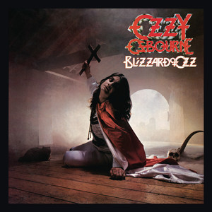 Pochette Blizzard of Ozz