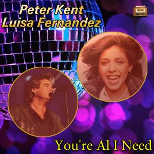 Peter Kent, Luisa Fernandez It's a Real Good Feeling cover