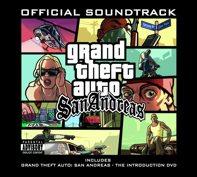 Grand Theft Auto: San Andreas Official Soundtrack [Soundtrack (Explicit Version)] by Various ...