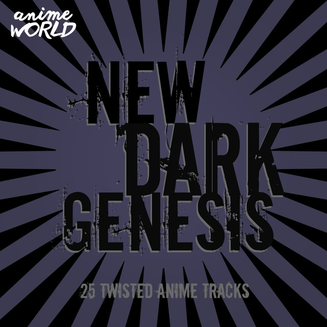 New Dark Genesis 25 Twisted Anime Tracks By Various