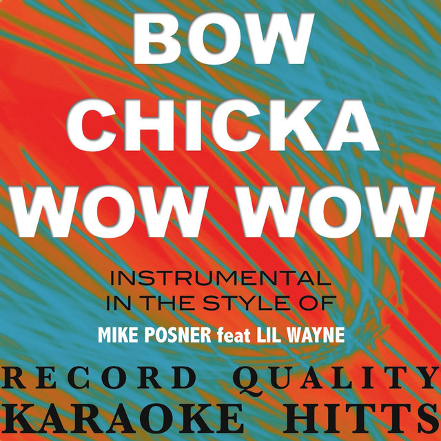 Bow Chicka Wow Wow Mike Posner Feat Lil Wayne Tribute