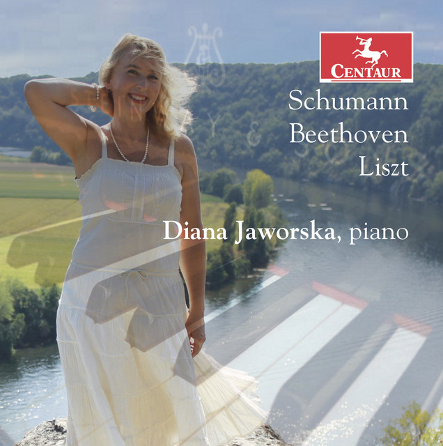 Schumann, Beethoven & Liszt: Piano Works
