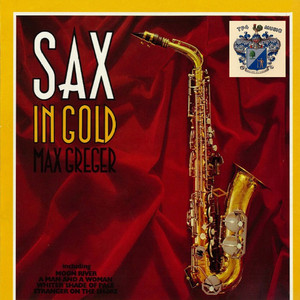Sax in Gold