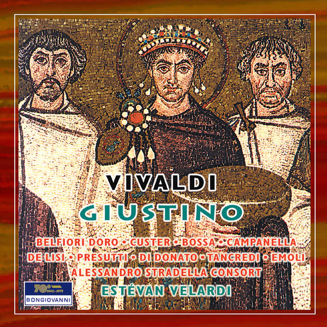 Vivaldi: Giustino, RV 717