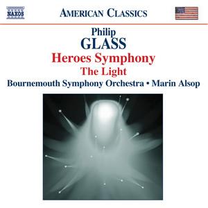 Glass: Symphony No. 4, 'Heroes' / The Light Albümü
