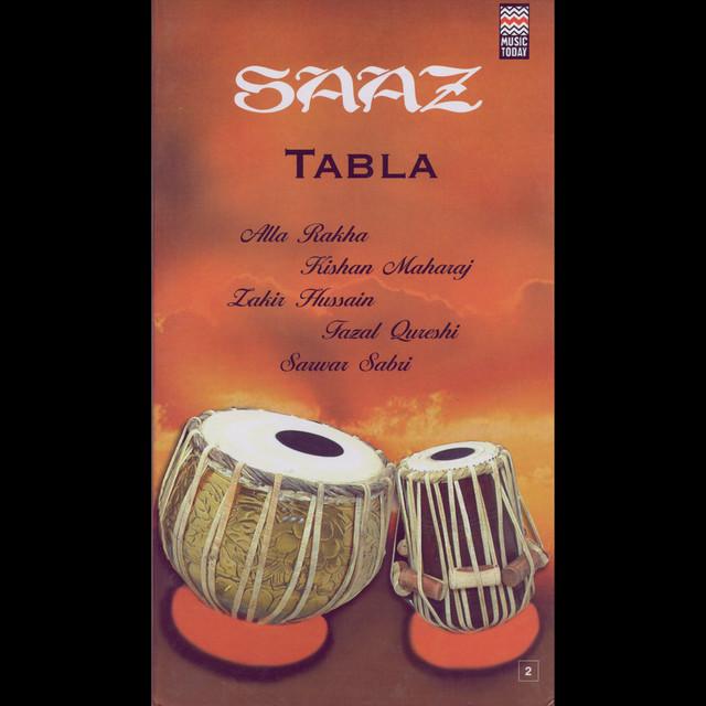 Saaz Tabla, Vol. 2