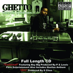 Ghetto Russell Simmons Albümü