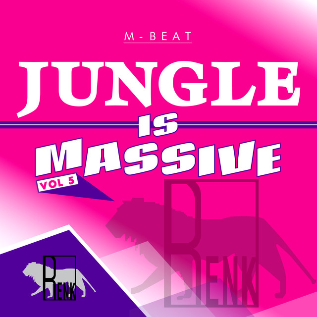 Jungle is Massive, Vol. 5