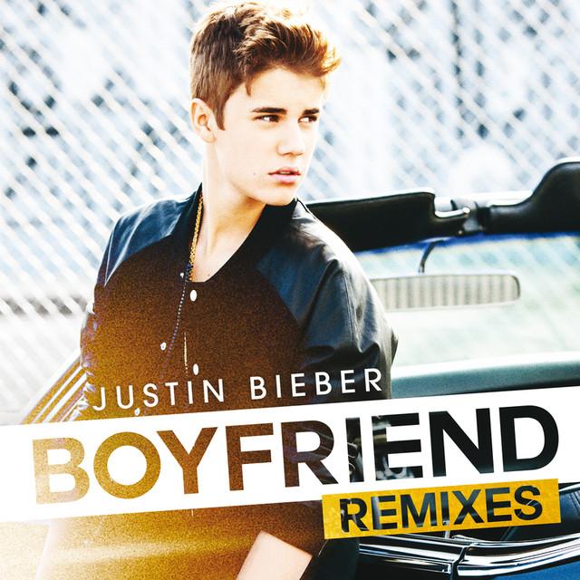Justin Bieber Boyfriend (Remixes) album cover