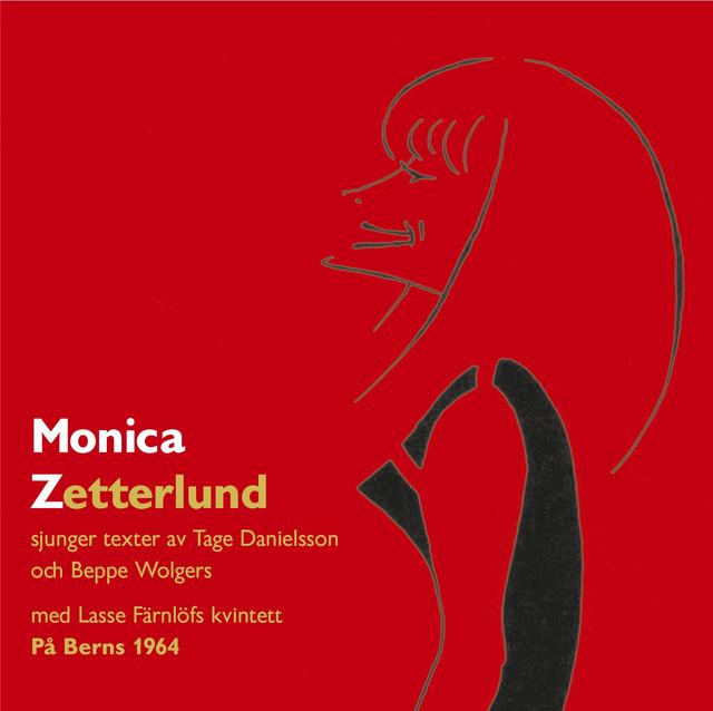 Monica Zetterlund på Berns 1964