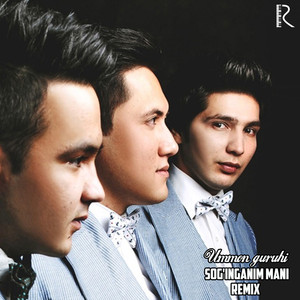 Sog'inganim Mani (Remix) Albümü
