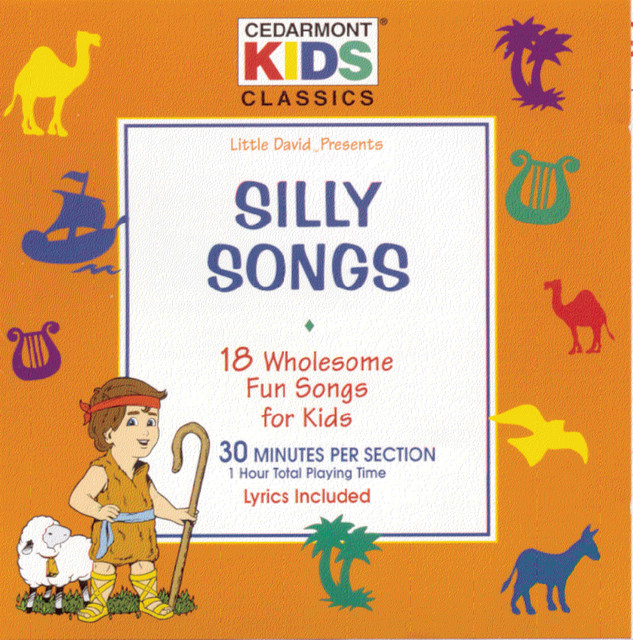 Skinny Marinky Dinky Dink, a song by Cedarmont Kids on Spotify