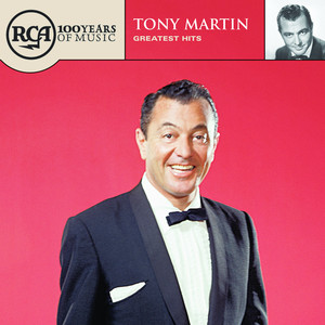 Tony Martin La Vie en Rose cover