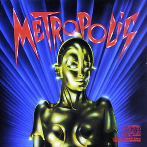 Metropolis - Original Motion Picture Soundtrack Albumcover