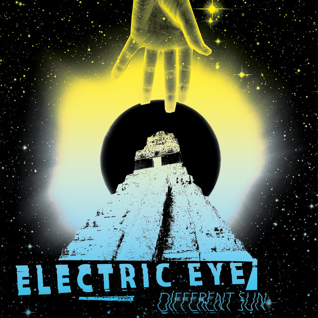 Album cover for Different Sun by Electric Eye