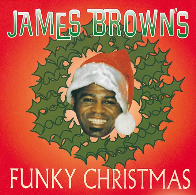 James Brown's Funky Christmas Albumcover
