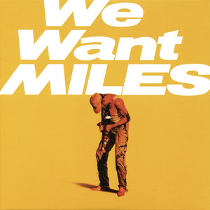 We Want Miles Albumcover