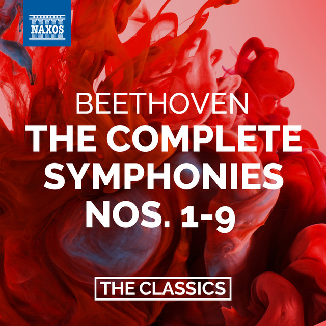 Beethoven: The Complete Symphonies Nos. 1-9 Albumcover