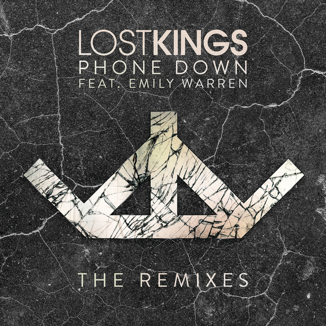 Album cover for Phone Down (Remixes) by Lost Kings