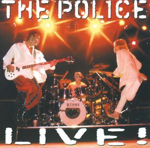 Live ! Albumcover