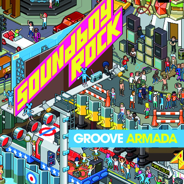 Artwork for The Things We Could Share by Groove Armada