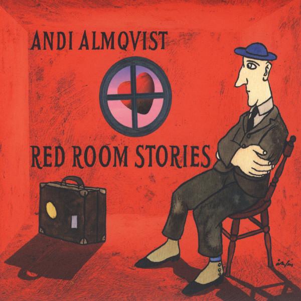 Skivomslag för Andi Almqvist: Red Room Stories