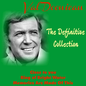 Val Doonican the Definitive Collection album