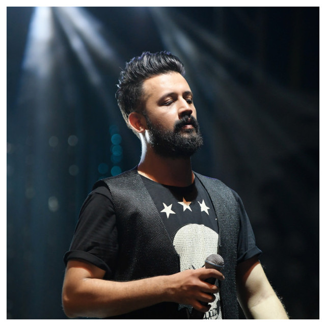 Album cover for Atif Aslam by Atif Aslam
